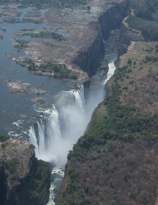 Viktoria falls, Zimbabwe